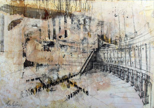 """, 'Series: """"Huérfanos de Babel"""" ,' 2016, Victor Lope Arte Contemporaneo"""