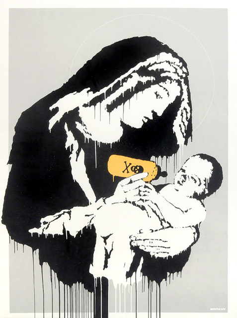 Banksy, 'Toxic Mary', 2004, Tate Ward Auctions