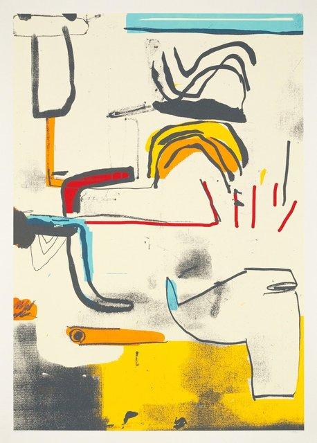Damien Tran, 'Microfilm Versteckt', 2017, Galerie Slika