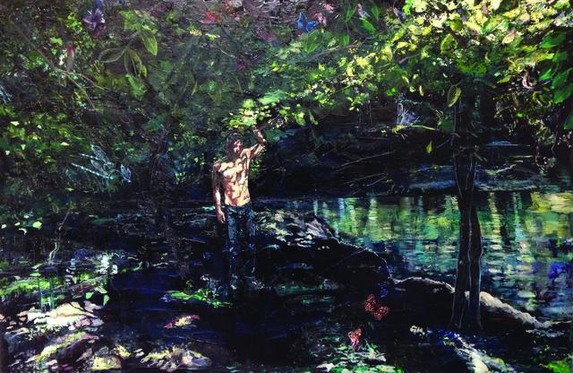 , 'Garden in the Forest,' 2014, Jenn Singer Gallery