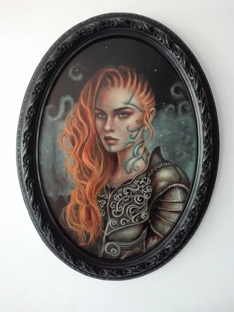 , 'Boudica, The Warrior Queen,' 2018, Haven Gallery