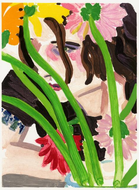 , 'Flower Ben,' 2003, Two Palms