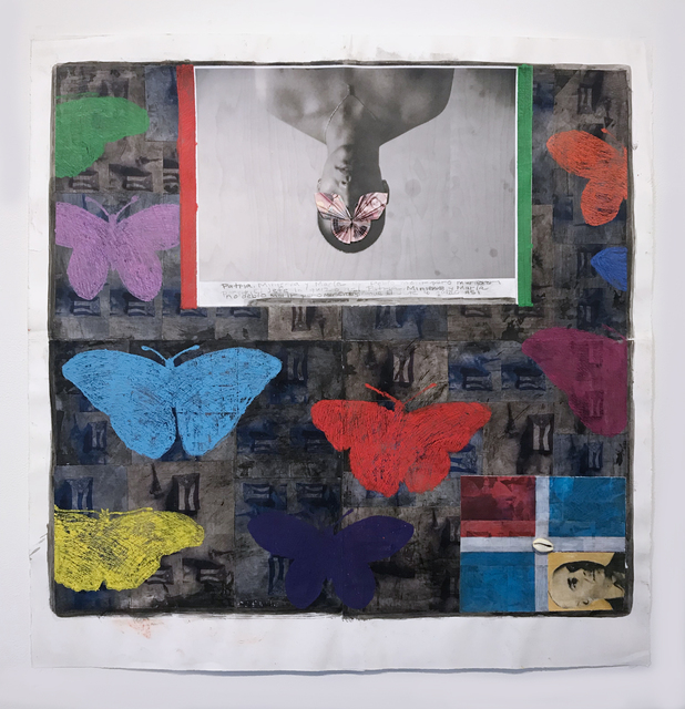 , 'Mariposas, Mariposas y Mas Mariposas,' 2014, Conduit Gallery