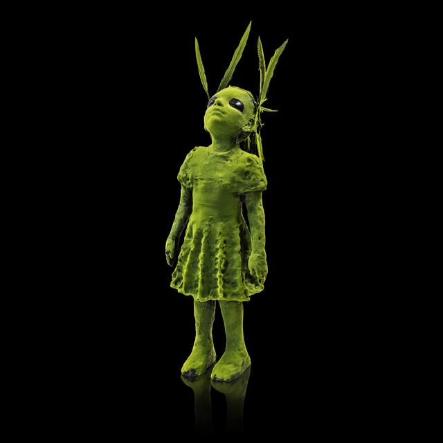 , 'Voodoo Moss Girl,' 2016, Galerie Forsblom