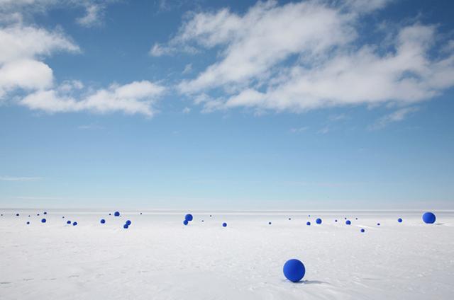, 'Stellar Axis: Antarctica,' , Peter Blake Gallery