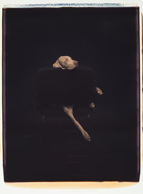 , 'Leg Extension,' 1988, Huxley-Parlour