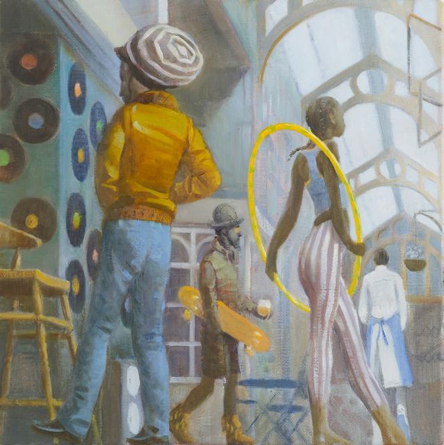 , 'Dub,' 2015, Monica De Cardenas