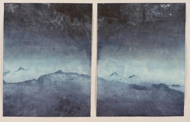 , 'Elemental (mountain sky),' 2017, K. Imperial Fine Art