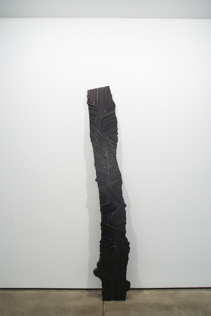 , 'Inspired by the Shape, the Grain, and History,' 2014, Lora Reynolds Gallery