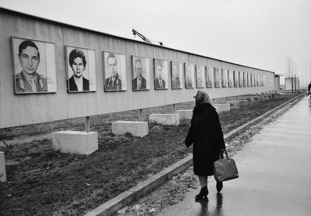 , 'COSMONAUTS, LENINGRAD AVENUE, MOSCOW, 1972,' 1972, Huxley-Parlour