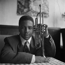 , 'Roy Hargrove, New York,' 1991, Staley-Wise Gallery