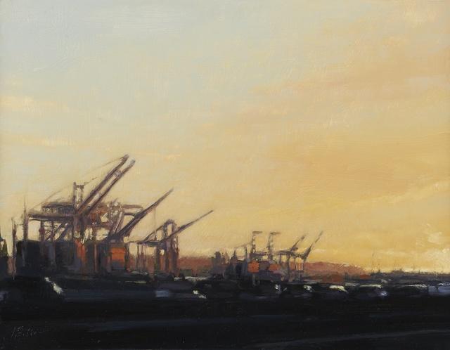 , 'Cranes,' 2016, Paul Thiebaud Gallery