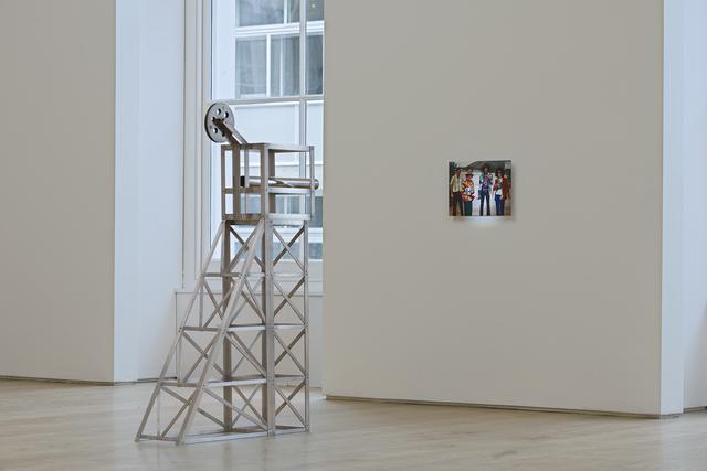 , 'Stone Free Hendrix Shaft,' 2012, Galeria Filomena Soares