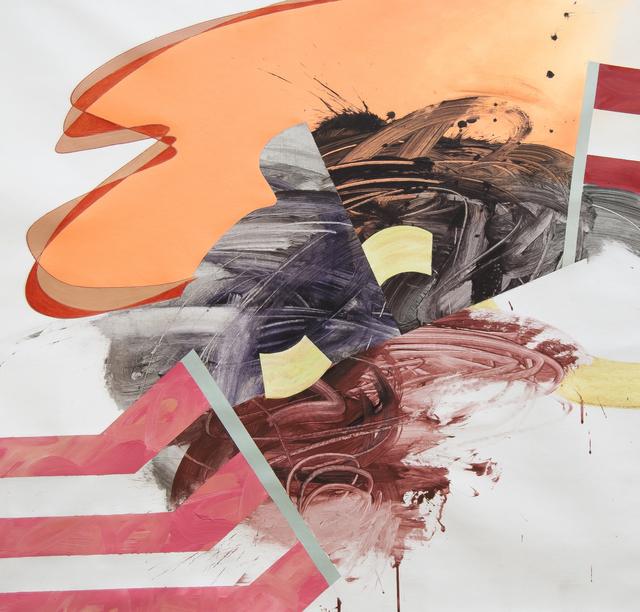 , 'untitled,' 2016, PontArte