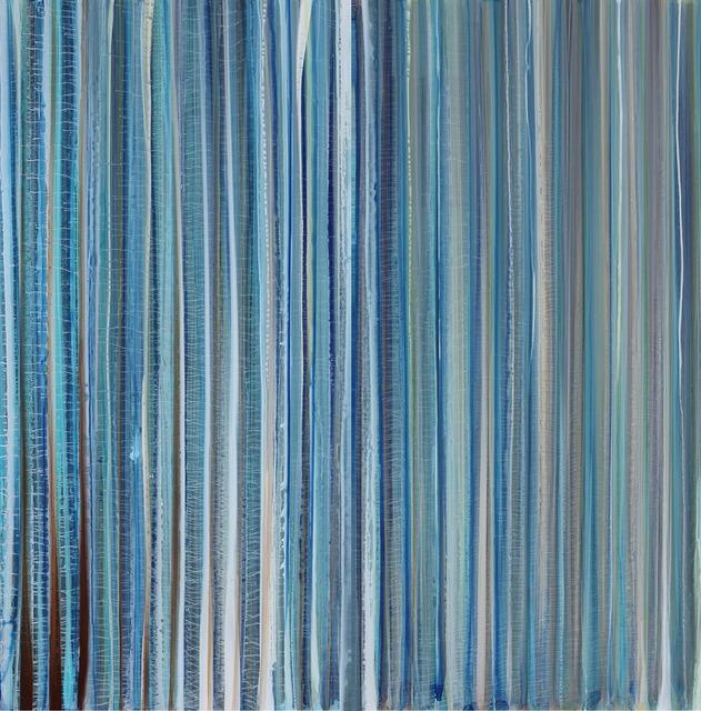, 'Baatara Blue,' 2013, Christopher Martin Gallery