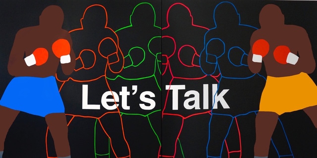 , 'Let's Talk,' , Contemporary Collective Gallery