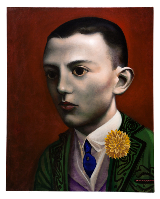 Timothy Cummings, 'Pablo as a Boy', 2011, Nancy Hoffman Gallery