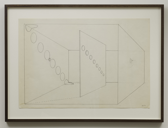 , 'Untitled (Holes of Light),' 1973, Parafin