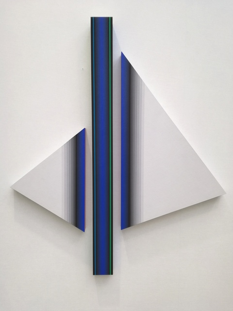, 'Dynamique Chromatique 32,' 1993, Mark Hachem Gallery