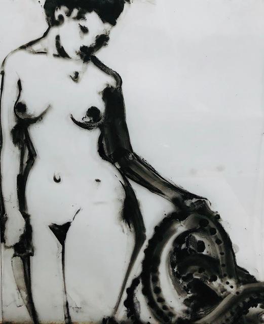 Ilona Szalay, 'Grid 4 ', 2019, Arusha Gallery