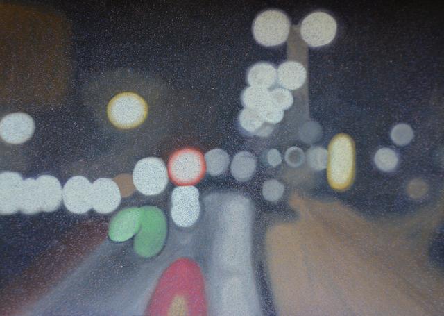 , 'Insomnia City III,' 2017, MOVART