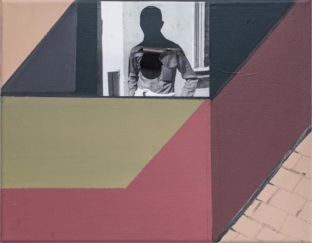 , 'Absentminded Geometry,' 2017, Gallery Isabelle van den Eynde