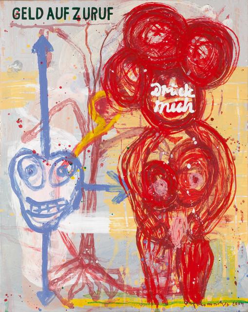 , 'Geld auf Zuruf ,' 2004, Galerie Herold