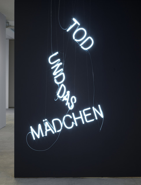 Sybren Renema, 'Tod und das Mädchen', 2014, Dürst Britt & Mayhew