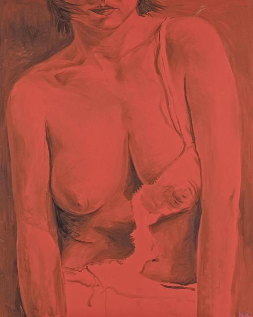 Anton Henning, 'PIN UP No. 34', 2000, Painting, Oil on canvas, Van Ham