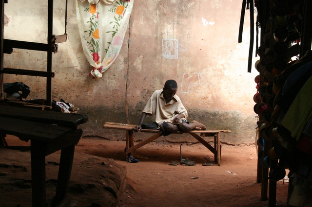, 'Serenity  (Nigeria),' 2009, ACS GALLERY