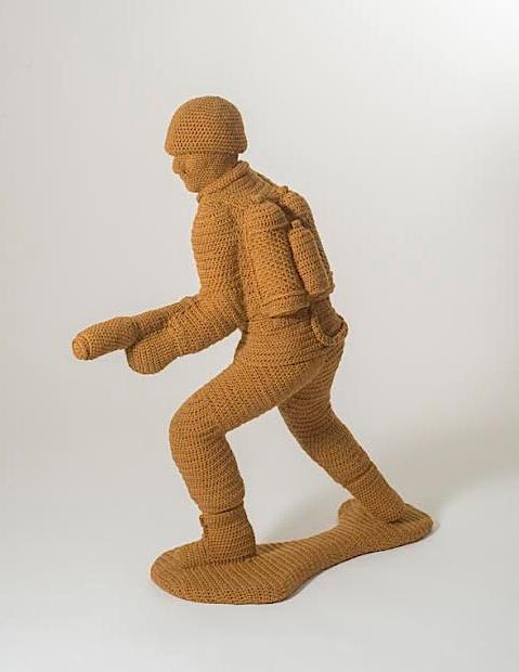 , 'Tan Army Man 4A,' , Emmanuel Fremin Gallery