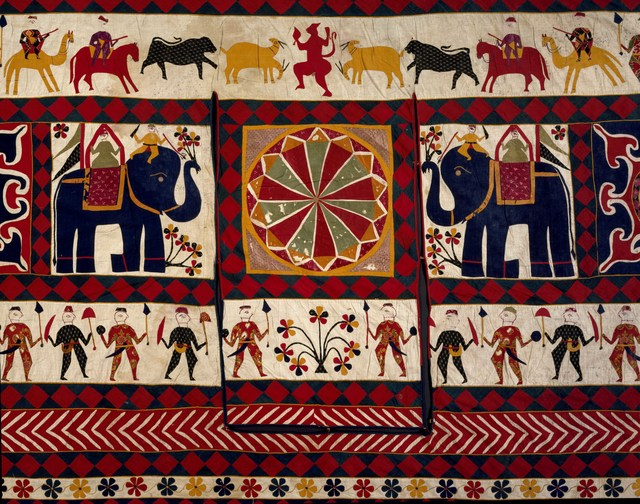 , 'Wall Hanging,' 20th Century, Victoria and Albert Museum (V&A)