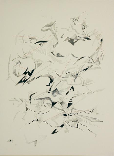 Gianluca Bianchino, 'Murmurations #7', 2014, Mana Contemporary