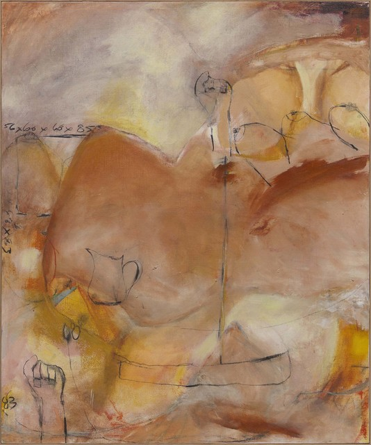 , 'Three Weights,' 2016, REDSEA Gallery