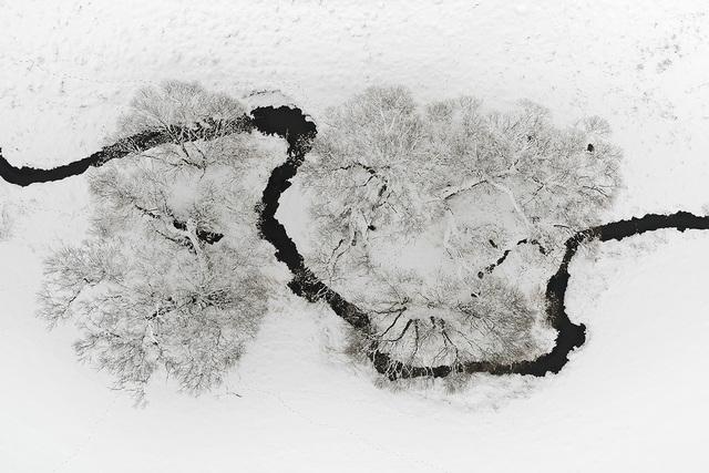 Kacper Kowalski, 'OVER #52', 2016, Atlas Gallery
