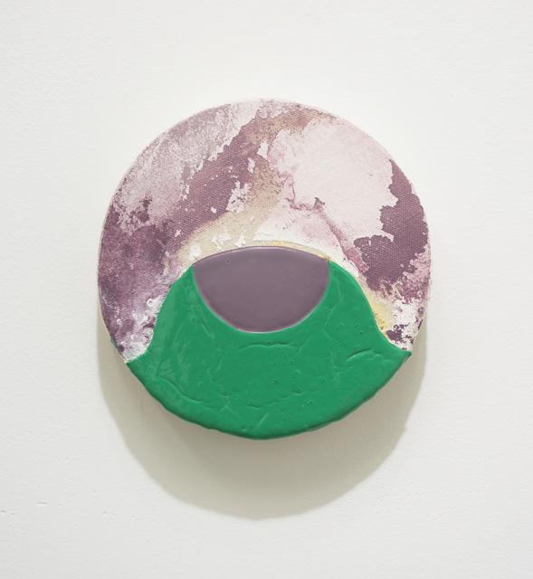 , 'Hateful Grape,' 2018, Morgan Lehman Gallery