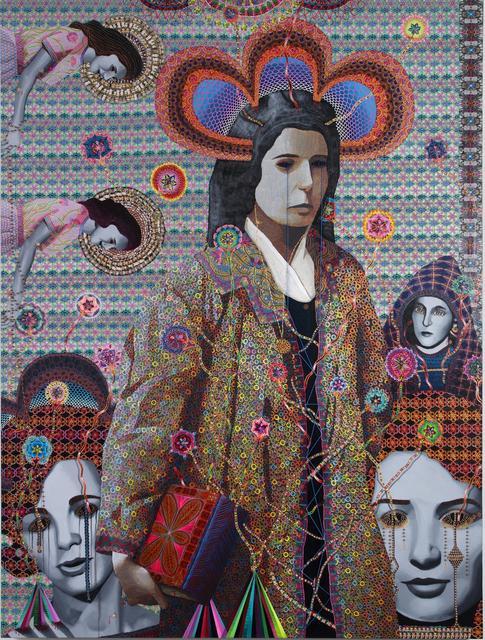 , 'Les Femmes d'Alger # I,,' 2017, DENK Gallery