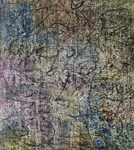 Rudolf Ray, 'The Fuge', 1944, Painting, Oil on canvas/wood, SUPPAN FINE ARTS