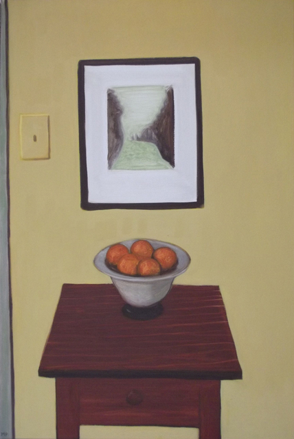 , 'Five Oranges,' 2016, Tayloe Piggott Gallery