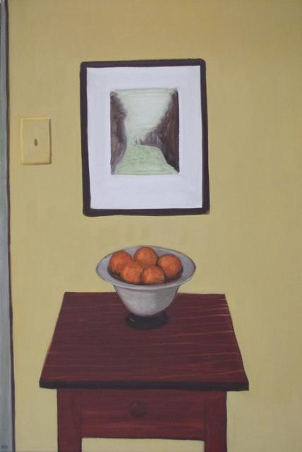 , 'Five Oranges,' 2016, Tayloe Piggott Gallery
