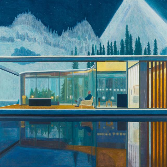 , 'Friedrich's Dream 2,' 2018, NK Gallery