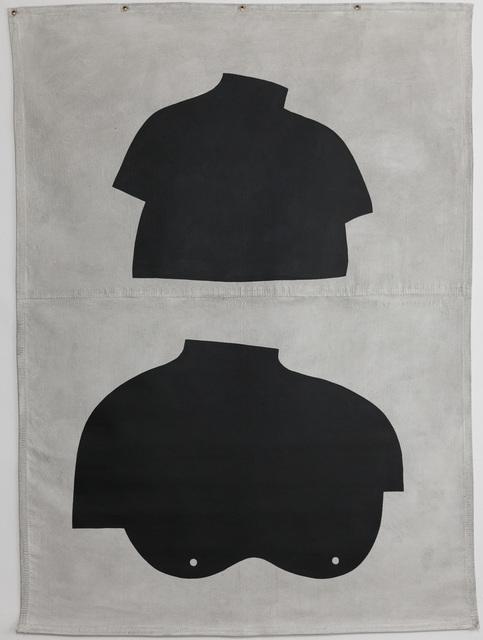 , 'Two Busts,' 2017, ArtYard