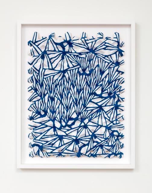 , 'Blue Pines,' 2019, Cris Worley Fine Arts