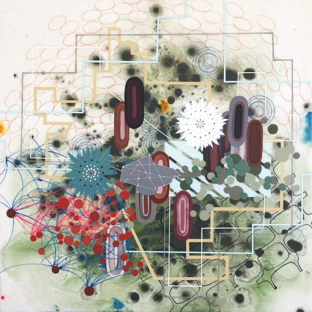 , 'System,' 2016, J GO Gallery