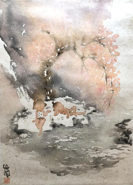 ZHANG WEN 张闻, 'Playing Pretend', 2018, White Space Art Asia