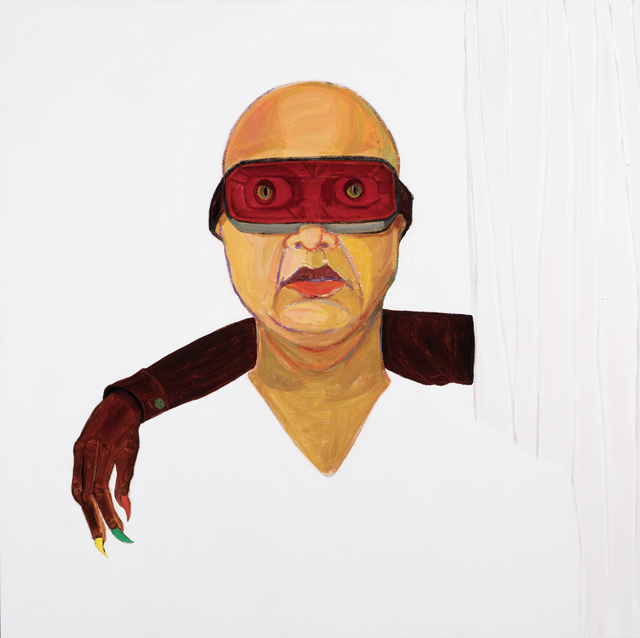 "Richard Mudariki, 'Virtual Reality ""VR"" Sangoma', 2019, Barnard"