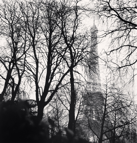 Michael Kenna, 'Eiffel Tower, Study 12, Paris, France', 1987, Weston Gallery
