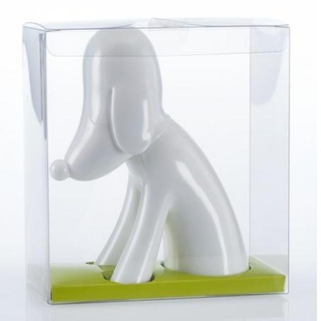 , 'Aomori-Ken Dog Bank (White),' 2017, Alpha 137 Gallery
