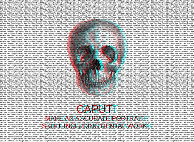 , 'Caput,' 2016, Bert Green Fine Art