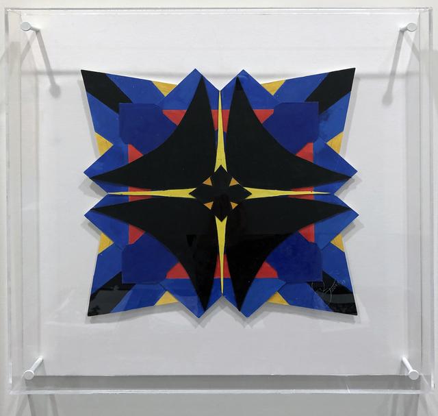 Jack Youngerman, 'Foil Black', 2008-2018, Washburn Gallery